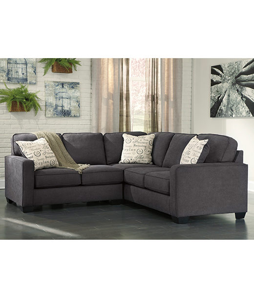Grey Sectional Affordable Portables
