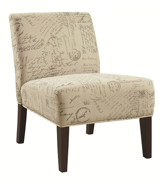 Bachman Accent Chair Affordable Portables