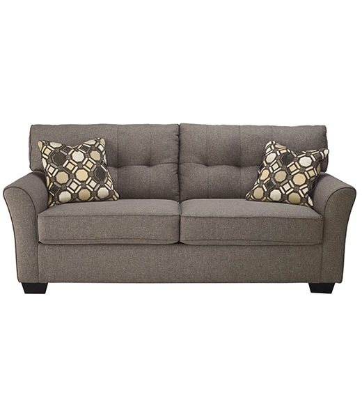 Ashley Tibbee Sofa in Slate Affordable Portables