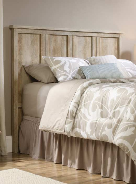 Cannery Bridge Full Queen Headboard Affordable Portables