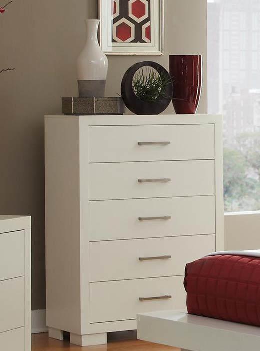 Jessica Bedroom 5 Drawer Dresser Co202995 Affordable
