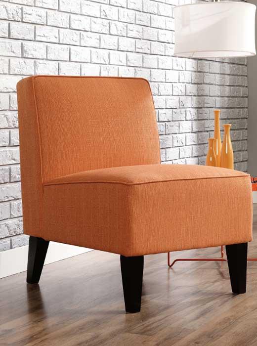 ... Accent Chair U2013 Orange