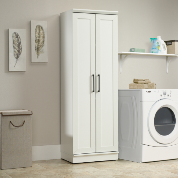 Storage Cabinet White Affordable Portables