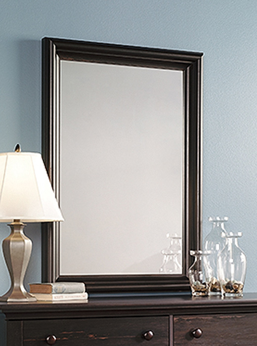 Harbor view mirror antiqued paint finish affordable - Paint finish for bedroom ...