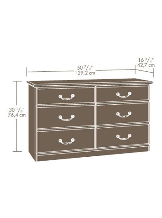 Orchard Hills Dresser Affordable Portables
