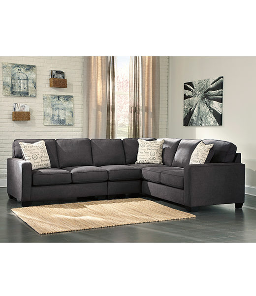3 Piece Sectional Affordable Portables