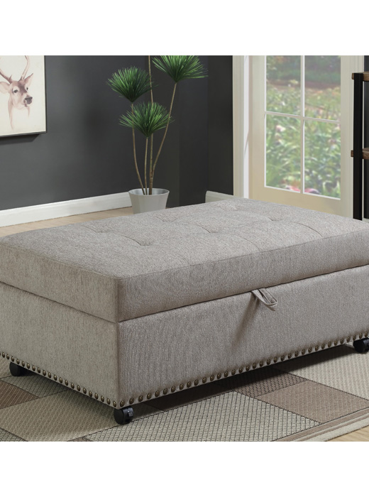 Sleeper Ottoman Affordable Portables