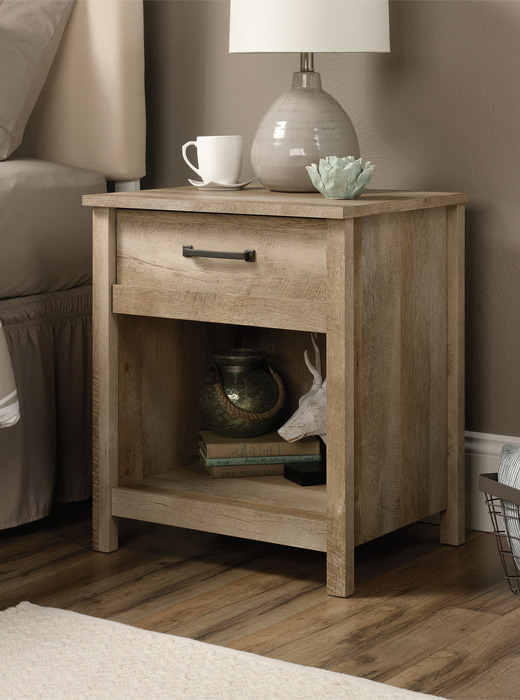 Cannery Bridge Night Stand Affordable Portables