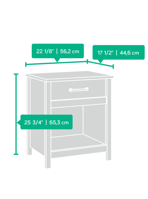 Cannery Bridge Night Stand 416868 Diagram1 Affordable