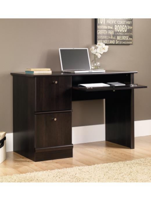 computer desk door and file drawer affordable portables. Black Bedroom Furniture Sets. Home Design Ideas
