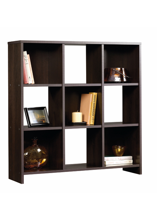 Bookcase 9 Storage Compartments Affordable Portables