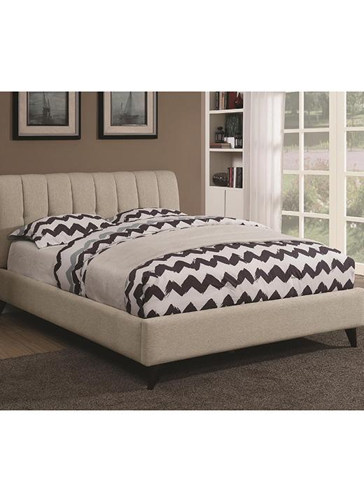 Bed Frame – Mid Century Modern