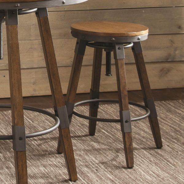 Counter Bar Height Adjustable Stool