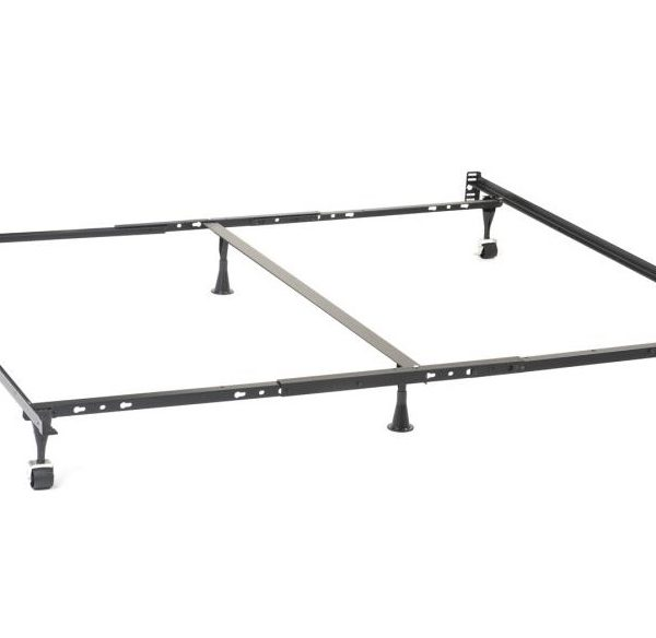 Bed Frame Metal Affordable-Portables