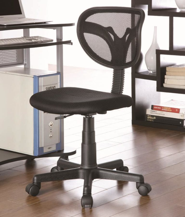 Chair Mesh Back CAP800055K Affordable Portables