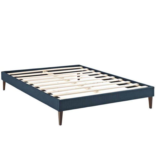 Tessie Full Bed Frame – Azure-Affordable-Portables