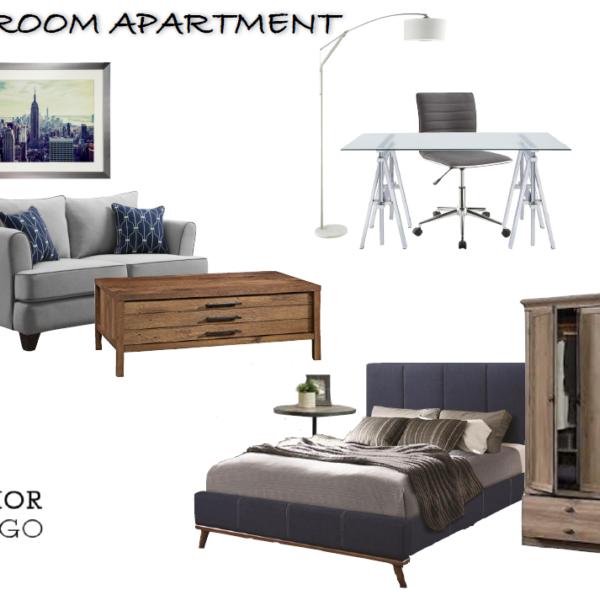 1 Bedroom Apartment Designer