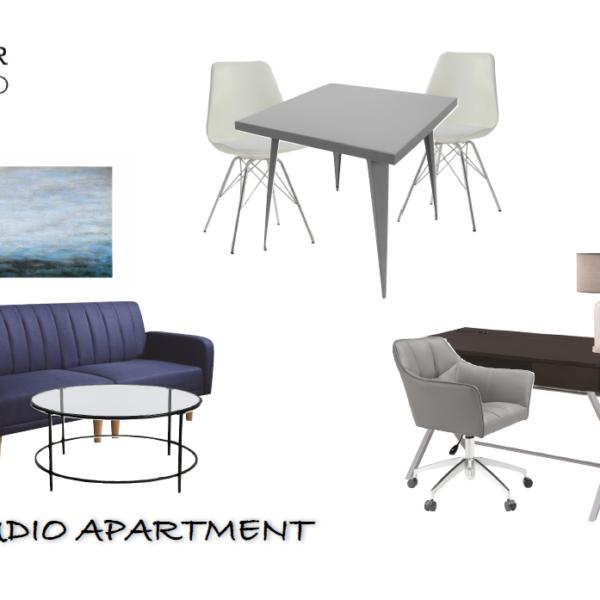 Studio Apartment Furniture Group