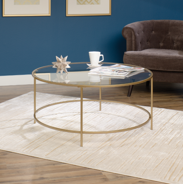 Coffee Table Glass Top Affordable Portables