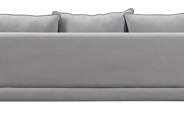 Sofa Flax Back Affordable Portables
