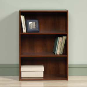 3 Shelf Bookcase Affordable Portables