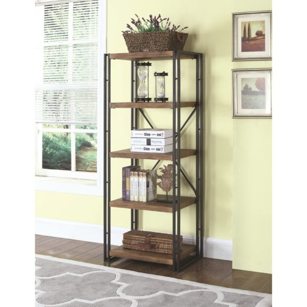 Bookcase 4 Shelf Affordable Portables