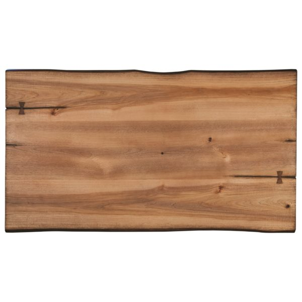 Live Edge End Table Top Affordable Portables