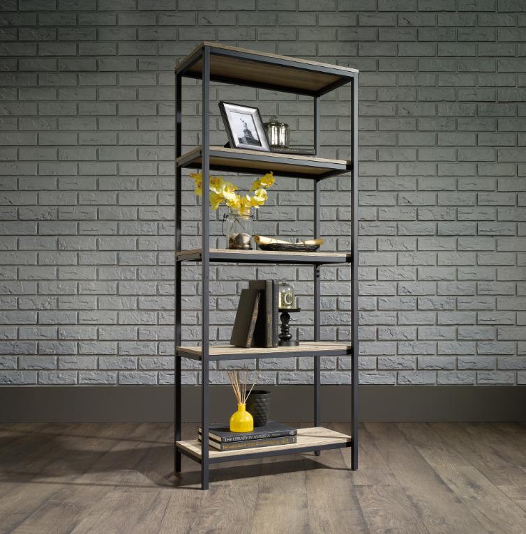 North Avenue 4 Shelf Bookcase Affordable Portables