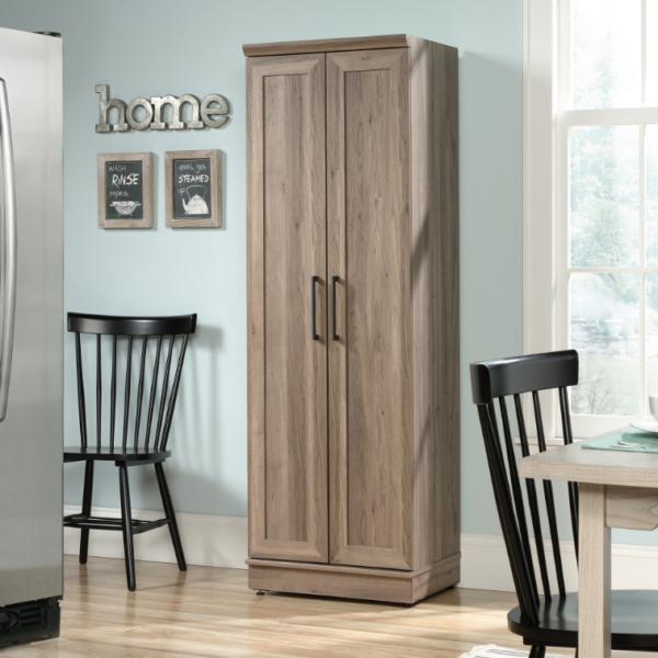 Storage-CabinSalt Oak Affordable Portables