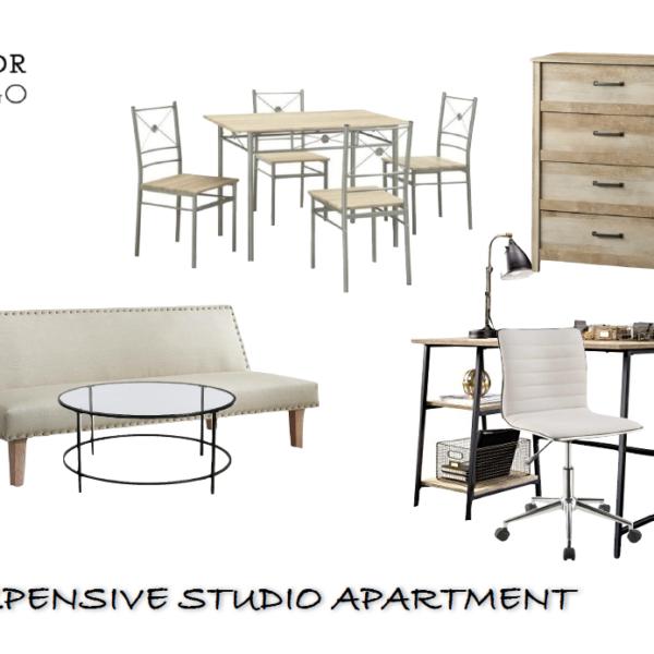 Inexpensive Studio Furniture Affordable Portables