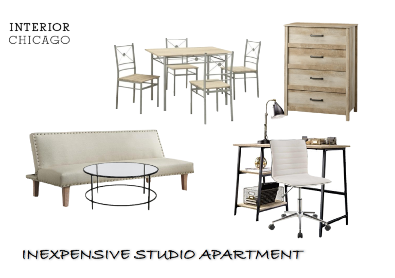 Inexpensive Studio Furniture Affordable Portables