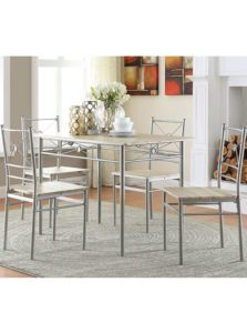 Dining Table Chair Set Affordable Portables