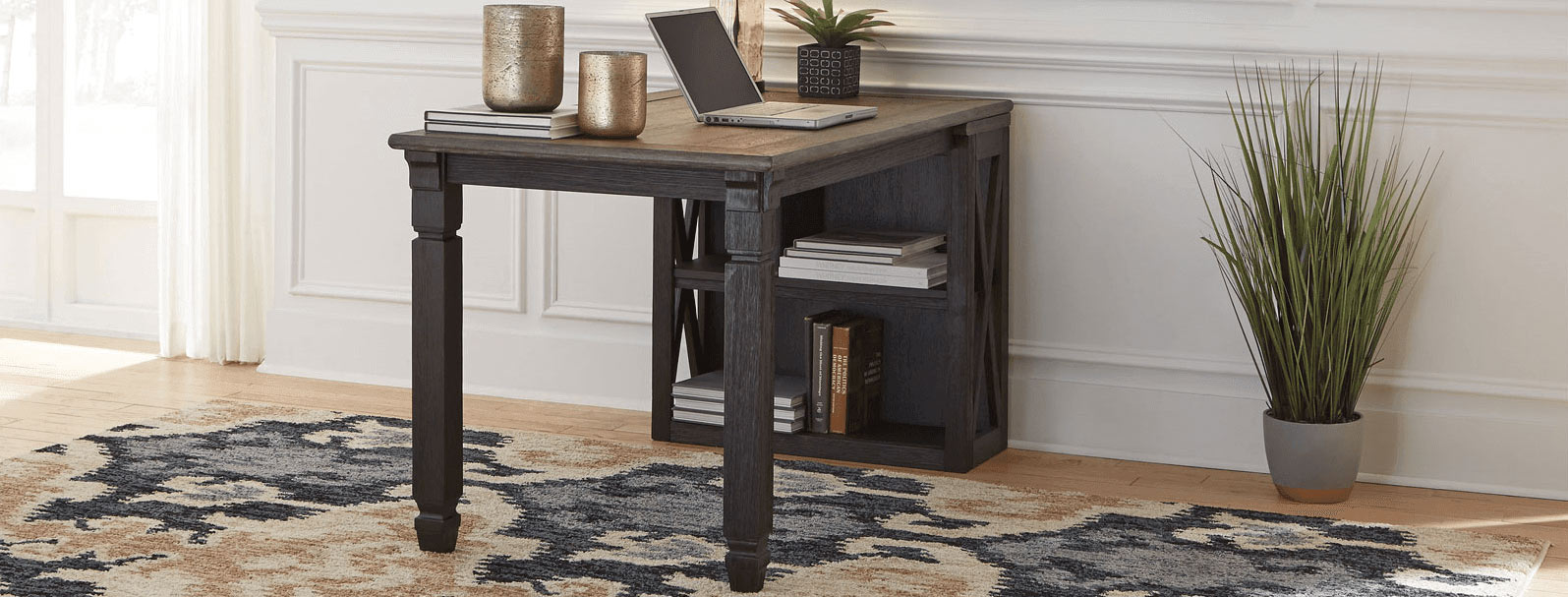 Ashley Tyler Creek Desk Affordable Portables