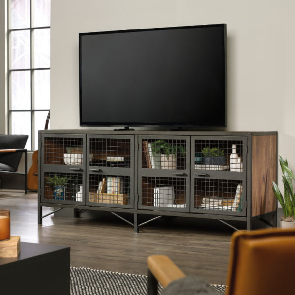 Boulevard Cafe TV Stand Affordable Portables