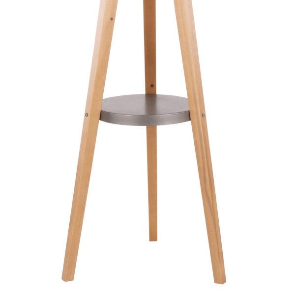 Compass Shelf Floor Lamp Affordable Portables