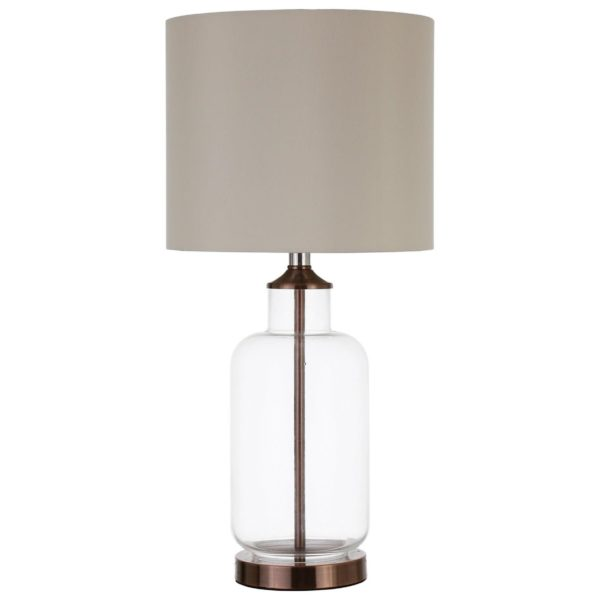Table Lamp Glass Affordable Portables
