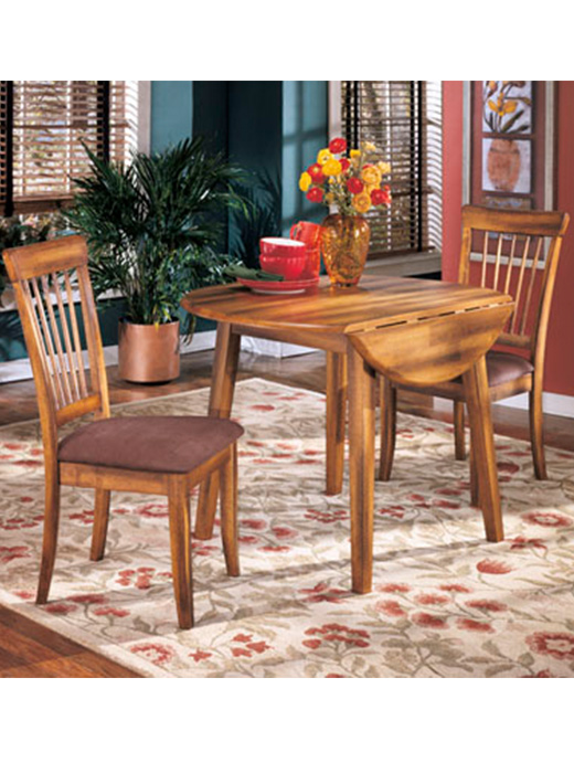 Berringer Dinette Drop Leaf Table And Chairs