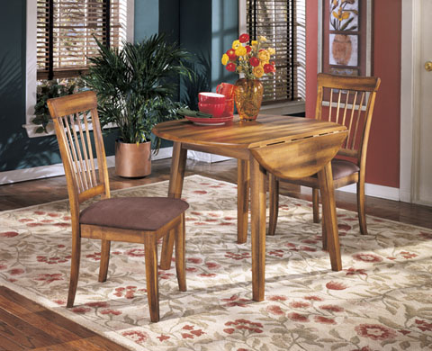 Berringer Drop Leaf Table Set