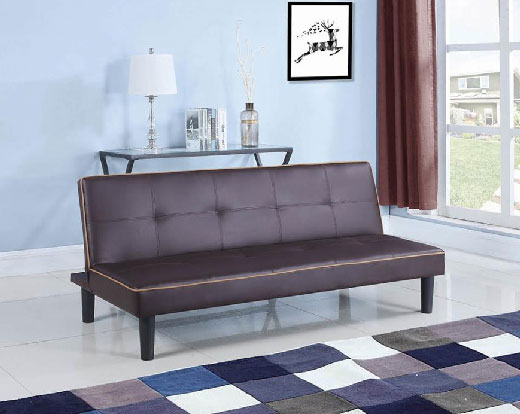 Sofa Bed Click Brown