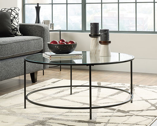 Round Coffee Table Affordable Portables