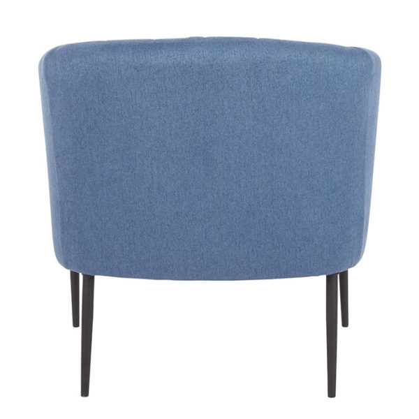 Renee Chair Back Blue Affordable Portables