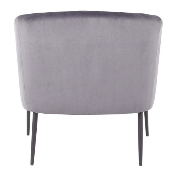 Renee Chair Grey Affordable Portables
