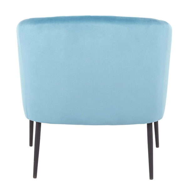 Renee Chair Back Turquoise Affordable Portables