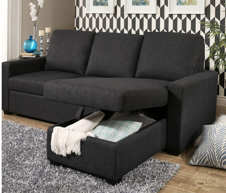 Newport Grey Sectional