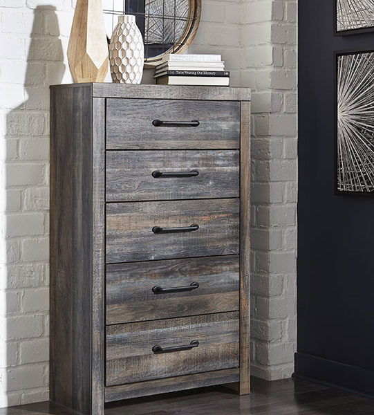 5 Drawer Chest Affordable Portables