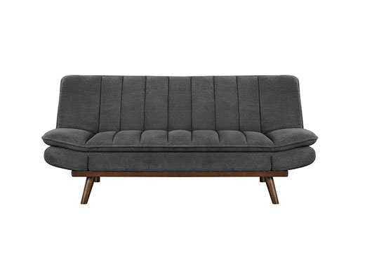 Keswick Charcoal Sofa Bed Affordable Portables