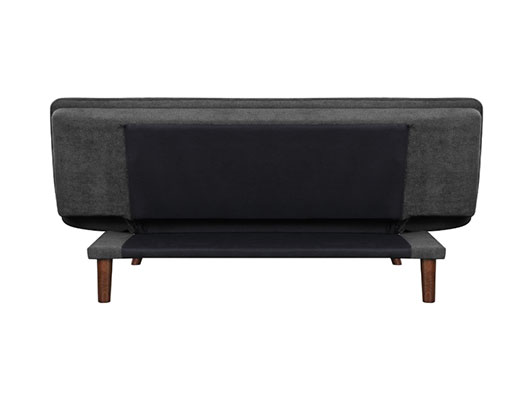 Keswick Charcoal Sofa Bed Affordable Portables
