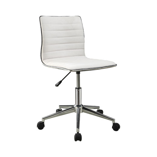 Office Chair White Affordable Portables