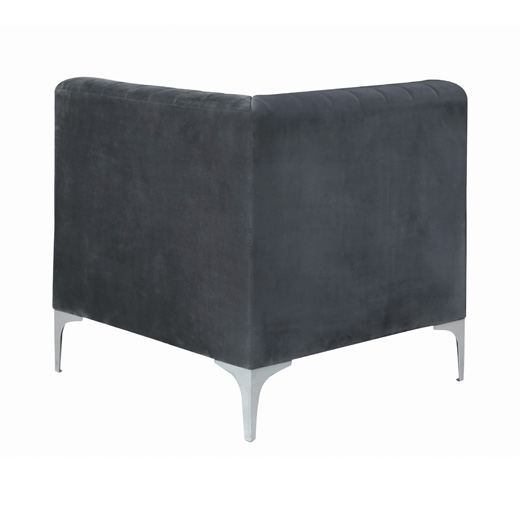 Cassandra Corner Chair Back Affordable Portables