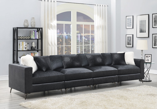 Schwartzman Corner Sectional Affordable Portables